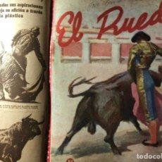 Tauromaquia: EL RUEDO. SUPLEMENTO TAURINO DE MARCA. 40 PRIMEROS NÚMEROS. TOROS.. Lote 191400985