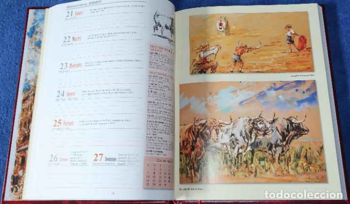 Tauromaquia: Agenda Taurina 2020 - 26 Aniversario - Editorial Temple (Vidal Pérez Herrero) - Foto 9 - 191750563