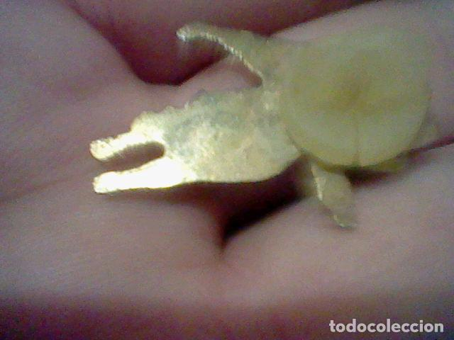 Tauromaquia: SUERTE BANDERILLAS PIN PINCHO METAL TORERO TORO 3 CMS ALTO - Foto 2 - 194008922