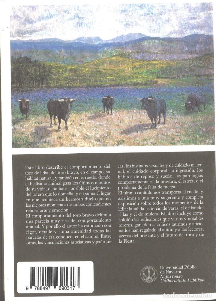 Tauromaquia: Comportamiento del toro de lidia. En el campo, en el ruedo. Antonio Purroy Unanua - Foto 2 - 194032800