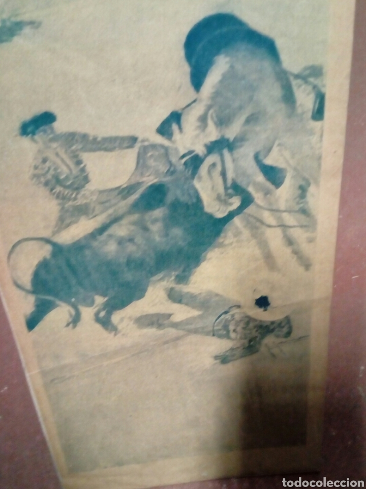 Tauromaquia: Banderilla tema taurino - toros - plaza de toros - Foto 2 - 194248127