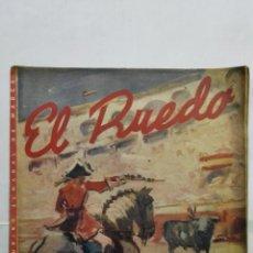 Tauromaquia: EL RUEDO - SUPLEMENTO TAURINO DE MARCA, Nº 43, ABRIL 1945. Lote 194510875
