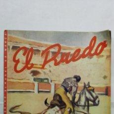 Tauromaquia: EL RUEDO - SUPLEMENTO TAURINO DE MARCA, Nº 45, ABRIL 1945. Lote 194511253
