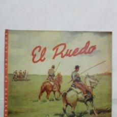 Tauromaquia: EL RUEDO - SEMANARIO GRAFICO DE LOS TOROS, Nº 240, ENERO 1949. Lote 194511993