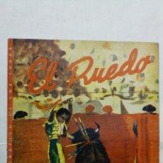 Tauromaquia: EL RUEDO - SEMANARIO GRAFICO DE LOS TOROS, Nº 174, OCTUBRE 1947. Lote 194512536