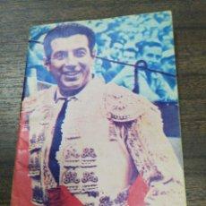 Tauromaquia: TOROS Y TOREROS EN LA FERIA. VALENCIA, JULIO DE 1966. RICARDO DE FABRA.. Lote 194579106