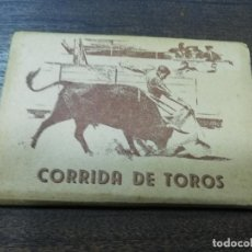 Tauromaquia: BLOC DE 14 POSTALES FOTOGRAFICAS CORRIDAS DE TOROS . A. CAMPAÑA- J. PUIG-FERRAN. VER FOTOS.. Lote 194584937