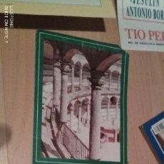 Tauromaquia: PEQUEÑO CARTEL DE PLAZA DE RONDA 1985 CORRIDA CONMEMORATIVA CON CURRO, MANZANARES, CAMPUZANO. Lote 194724300