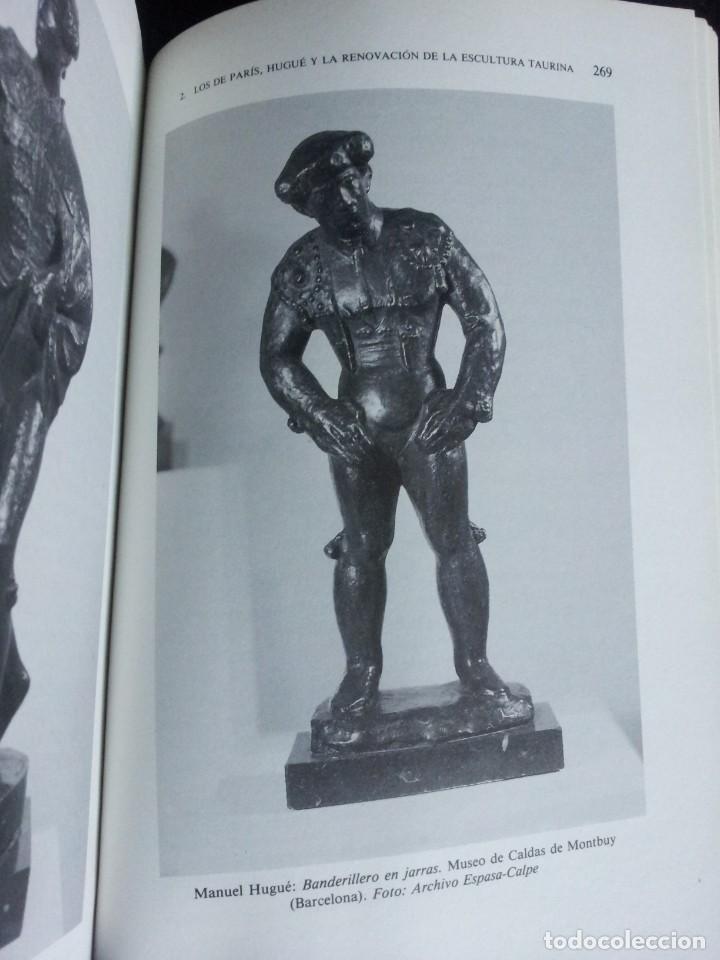 Tauromaquia: JOSE RAMON GOMEZ NAZABAL - ESTETICA Y PLASTICA DEL TOREO - COLECCION LA TAUROMAQUIA 1989 - Foto 5 - 194865656