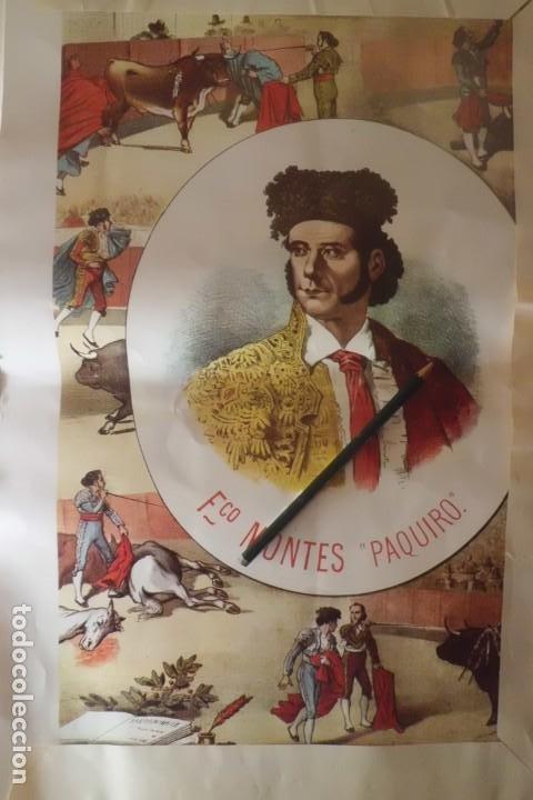 Tauromaquia: GRANDE Y PRECIOSA COLECCION DE LAMINAS, CENTENARIO DE LA LIDIA - Foto 5 - 194890848