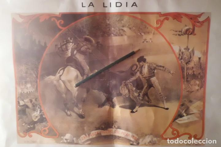 Tauromaquia: GRANDE Y PRECIOSA COLECCION DE LAMINAS, CENTENARIO DE LA LIDIA - Foto 3 - 194890848