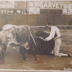 Tauromaquia: ANTIGUA FOTO GRANDE DEL MAESTRO DOMINGO ORTEGA. Lote 194895012