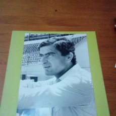 Tauromaquia: FOTO DE TORERO. ARCHIVO DE DIARIO. JOSE LUIS GALLOSO. EST24B7. Lote 194908890