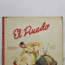 Tauromaquia: EL RUEDO - SEMANARIO GRAFICO DE LOS TOROS, Nº 146, ABRIL 1947. Lote 194967908
