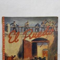 Tauromaquia: EL RUEDO - SEMANARIO GRAFICO DE LOS TOROS, Nº 184, ENERO 1948. Lote 194970683