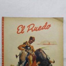 Tauromaquia: EL RUEDO - SEMANARIO GRAFICO DE LOS TOROS, Nº 187, ENERO 1948. Lote 194970876