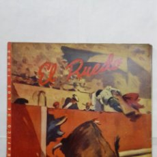 Tauromaquia: EL RUEDO - SEMANARIO GRAFICO DE LOS TOROS, Nº 257, MAYO 1949. Lote 194971127