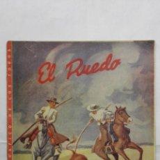 Tauromaquia: EL RUEDO - SEMANARIO GRAFICO DE LOS TOROS, Nº 243, FEBRERO 1949. Lote 195010971