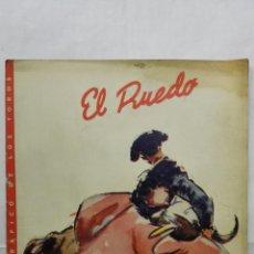 Tauromaquia: EL RUEDO - SEMANARIO GRAFICO DE LOS TOROS, Nº 259, JUNIO 1949. Lote 195011136