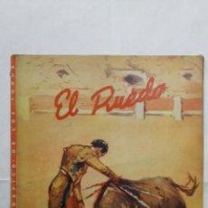 Tauromaquia: EL RUEDO - SEMANARIO GRAFICO DE LOS TOROS, Nº 236, DICIEMBRE 1948. Lote 195011347