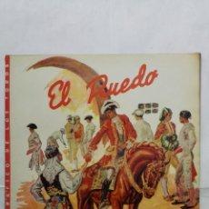 Tauromaquia: EL RUEDO - SEMANARIO GRAFICO DE LOS TOROS, Nº 241, FEBRERO 1949. Lote 195011452