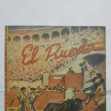 Tauromaquia: EL RUEDO - SEMANARIO GRAFICO DE LOS TOROS, Nº 186, ENERO 1948. Lote 195035220