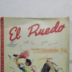 Tauromaquia: EL RUEDO - SEMANARIO GRAFICO DE LOS TOROS, Nº 128, DICIEMBRE 1946. Lote 195036173
