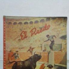 Tauromaquia: EL RUEDO - SEMANARIO GRAFICO DE LOS TOROS, Nº 209, JUNIO 1948. Lote 195036352