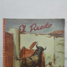 Tauromaquia: EL RUEDO - SEMANARIO GRAFICO DE LOS TOROS, Nº 296, FEBRERO 1950. Lote 195036787