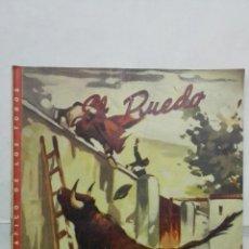 Tauromaquia: EL RUEDO - SEMANARIO GRAFICO DE LOS TOROS, Nº 297, MARZO 1950. Lote 195036965