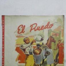 Tauromaquia: EL RUEDO - SEMANARIO GRAFICO DE LOS TOROS, Nº 248, MARZO 1949. Lote 195037257