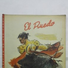 Tauromaquia: EL RUEDO - SEMANARIO GRAFICO DE LOS TOROS, Nº 205, MAYO 1948. Lote 195037451