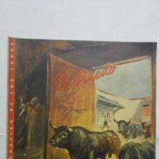 Tauromaquia: EL RUEDO - SEMANARIO GRAFICO DE LOS TOROS, Nº 206, JUNIO 1948. Lote 195037738