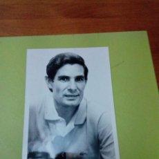 Tauromaquia: FOTO DE TORERO. RUIZ MIGUEL. FOTO DE ARCHIVO DIARIO. EST24B7. Lote 195077157