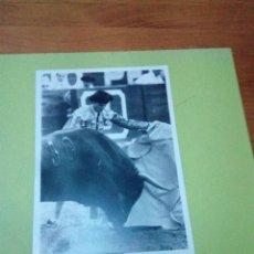 Tauromaquia: FOTO DE TORERO. ESPARTACO. FOTO DE ARCHIVO DIARIO. EST24B7. Lote 195079033