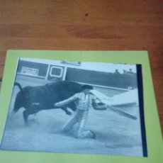 Tauromaquia: FOTO DE TORERO. ESPARTACO. 18,6.84. EST24B7. Lote 195079796