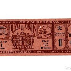 Tauromaquia: ENTRADA DE TOROS.- PLAZA DE MADRID. 1948.. Lote 195150162