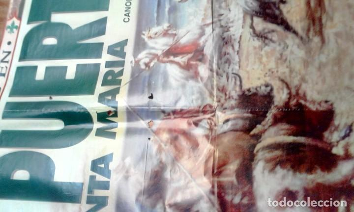 Tauromaquia: GRAN CARTEL DE TOROS. EL PUERTO. FERIA TAURINA DEL VERANO 1998. BBB - Foto 2 - 195232115