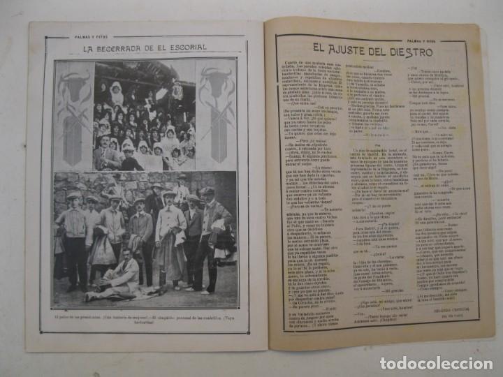 Tauromaquia: PALMAS Y PITOS - AÑO II - Nº 79 - SEPTIEMBRE DE 1914. - Foto 2 - 195275171