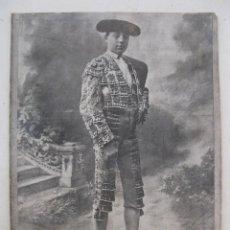 Tauromaquia: PALMAS Y PITOS - AÑO II - Nº 74 - FRANCISCO BONAL (BONARILLO HIJO) - AGOSTO DE 1914.. Lote 195276287