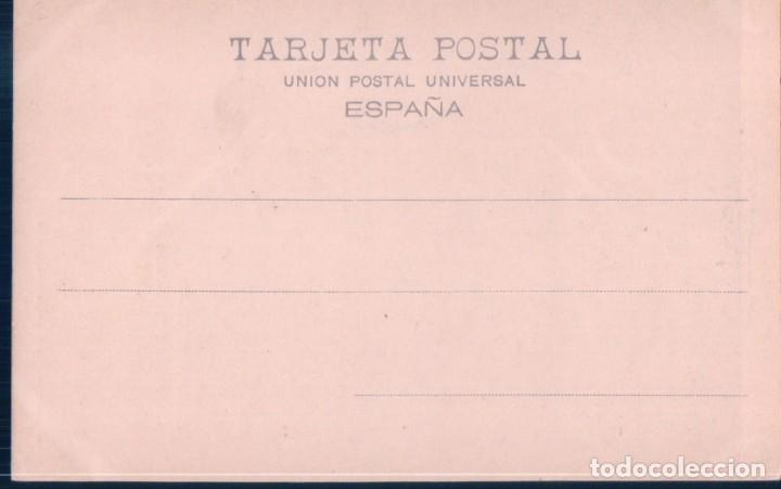 Tauromaquia: POSTAL 997 HAUSER Y MENET CORRIDA DE TOROS - FUENTES ENTRANDO A MATAR - SANCHEZ LOPEZ - SIN DIVIDIR - Foto 2 - 195306265