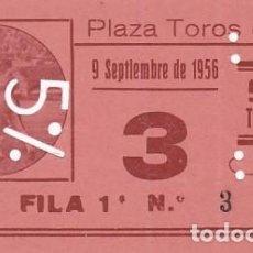 Tauromaquia: ENTRADA A LA PLAZA DE TOROS DE MURCIA AÑO 1956. Lote 195400736