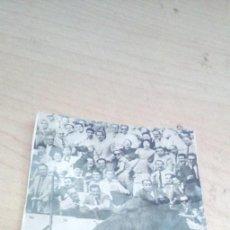 Tauromaquia: JULIO APARICIO MARTÍNEZ SALTO DE TORO DEL BURLADERO EN LA MONUMENTAL AÑOS 50. Lote 197179797