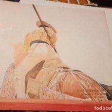 Tauromaquia: LAMINA CON FOTO TORERO RAMON JESUS PLAZA TOROS CASTELLON. Lote 199527330