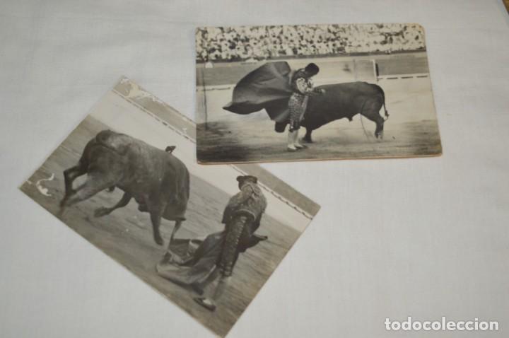 Tauromaquia: Principios/Mediados 1900 / 11 FOTOGRAFÍAS TARJETA POSTAL / Sin datos / Originales y variadas ¡MIRA! - Foto 2 - 199665916