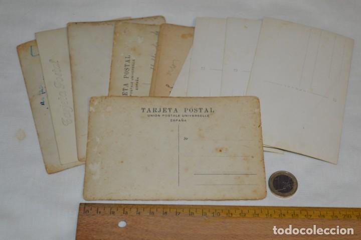 Tauromaquia: Principios/Mediados 1900 / 11 FOTOGRAFÍAS TARJETA POSTAL / Sin datos / Originales y variadas ¡MIRA! - Foto 8 - 199665916