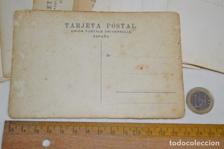 Tauromaquia: Principios/Mediados 1900 / 11 FOTOGRAFÍAS TARJETA POSTAL / Sin datos / Originales y variadas ¡MIRA! - Foto 9 - 199665916