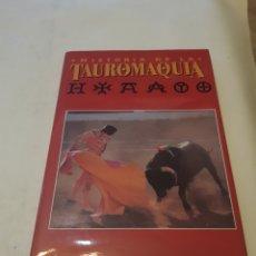 Tauromaquia: LIBRO HISTORIA DE LA TAUROMAQUIA (GRUPO METROVIDEO MULTIMEDIA). Lote 199840382