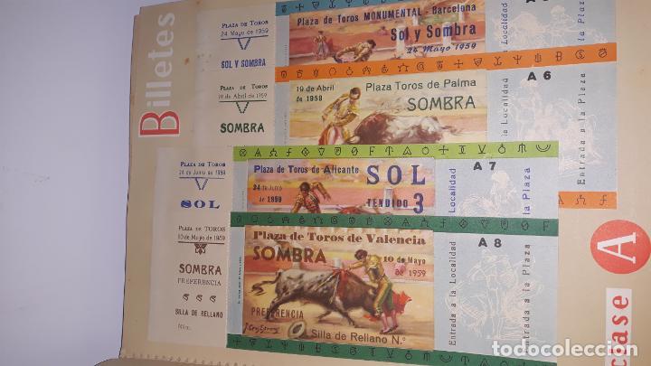 Tauromaquia: catalogo de propaganda taurina 1959,imprenta litografia ortega valencia-españa - Foto 2 - 202268396