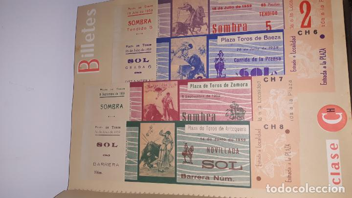 Tauromaquia: catalogo de propaganda taurina 1959,imprenta litografia ortega valencia-españa - Foto 5 - 202268396